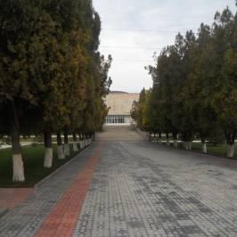 Городище Афрасиаб
