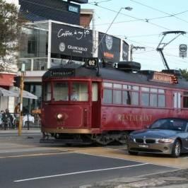 Бесплатный туристический трамвай (City Circle Tram)