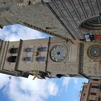 Bell Tower and Astronomical Clock (Orologio Astronomico)