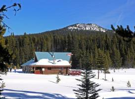 Nickel Plate Cross Country Ski Area