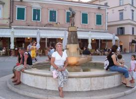 Fountain on Main Square