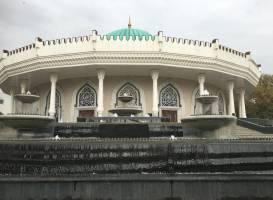 Музей истории Тимуридов (Музей Амира Тимура)