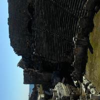 Античный амфитеатр Сиде
