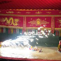Golden Dragon Water Puppet Theater