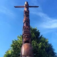 Brockton Point Totem Pole