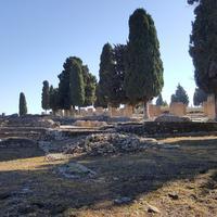 Археологический ансамбль Италики