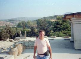 Knossos Archaeological Site