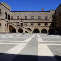 Родосская крепость (Резиденция магистра рыцарского ордена)