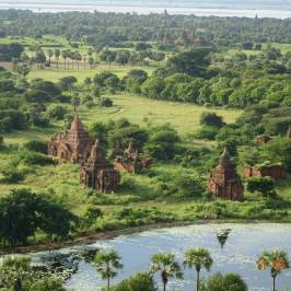 Bagan Viewing Tower