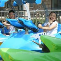 Competitive Entertainment city of Yantai Tashan