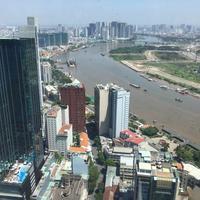Смотровая площадка на финансовой башне Bitexco