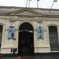 Museo de Minerales Andres del Castillo