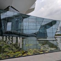 Музей ArtScience в Марина-Бэй-Сэндс