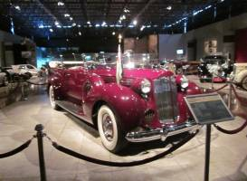Royal Automobile Museum & King Hussein Garden Tour