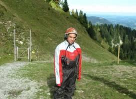 Paraworth Tandem Paragliding