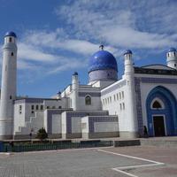 Центральная мечеть Атырау