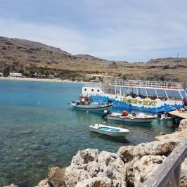 Пляж Агиос Павлос (Святой Павел)