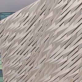 Мемориал «Титаника» в Белфасте