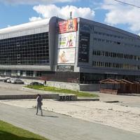 Ледовый Дворец спорта Уралец