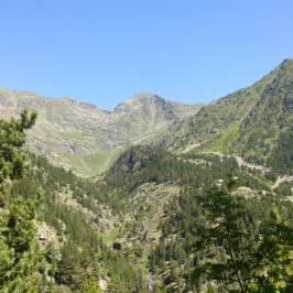 Comapedrosa Valley National Park