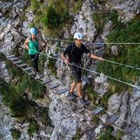 Via Ferrata Clots de l'Aspra