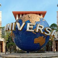Тематический парк развлечений Юниверсал Студио Сингапур