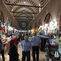 The Grand Bazaar of Edirne
