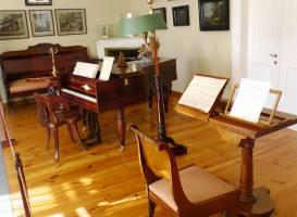 Дом-Музей Осиповых-Вульф в Тригорском