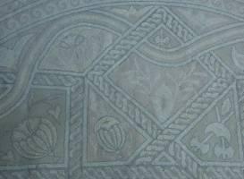 The Roman Edifice with Mosaic