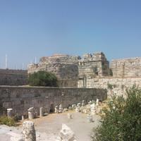 Городская крепость Коса