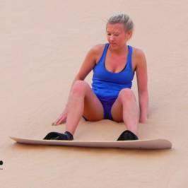 Sandana Sandboarding