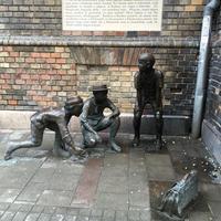 Paul Street Boys monument