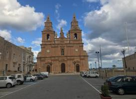 Приходская церковь Мильехи