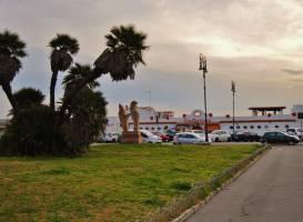 Isola Pedonale Lido di Ostia