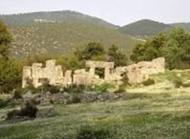 Byzantine Church of Agia Eleousa (Panagia Mavromantila)