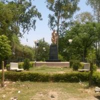 Sukhadia Circle Fountain