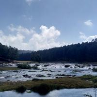 Pykara Lake and Pykara Falls