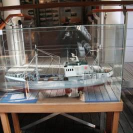 Museumschip Amandine