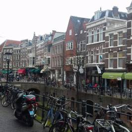 Canals area