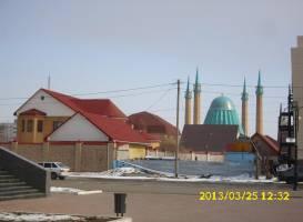 Мечеть имени Машхур Жусупа
