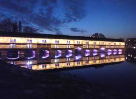 Strasbourg Pont Couverts