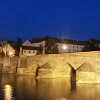 Pisek Stone Bridge
