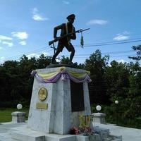Juvenile Soldier Monument