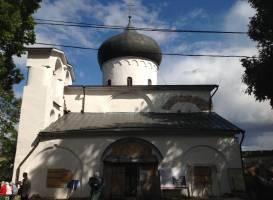 Памятник Святой равноапостольной княгине Ольге