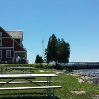 Rock Island Lighthouse State Park