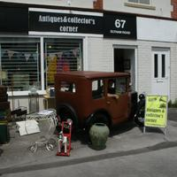 Antiques and Collector's Corner