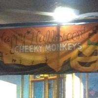 Cheeky Monkey's