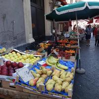 Fera 'o Luni - Mercato di piazza Carlo Alberto