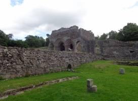 Haughmond Abbey Ruins