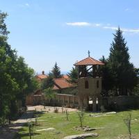 Rustovo monastery